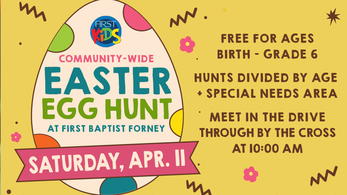 Annual Easter Egg Hunt & Celebration