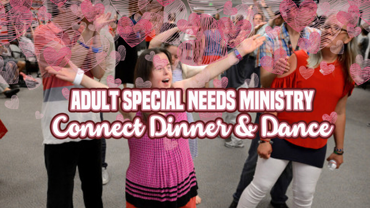 Adult Special Needs Connect Event