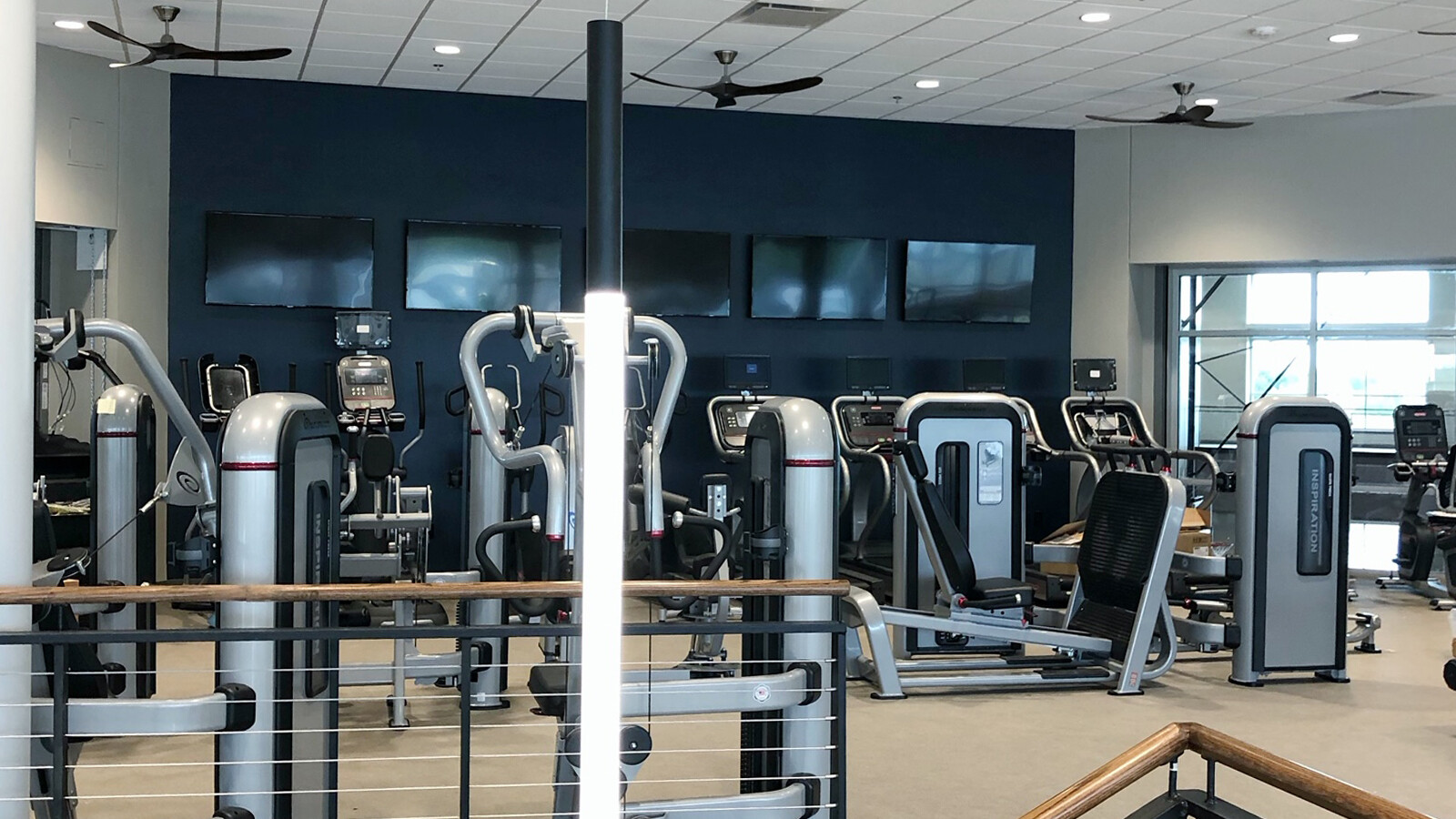 Sports Fitness Center First Baptist Forney