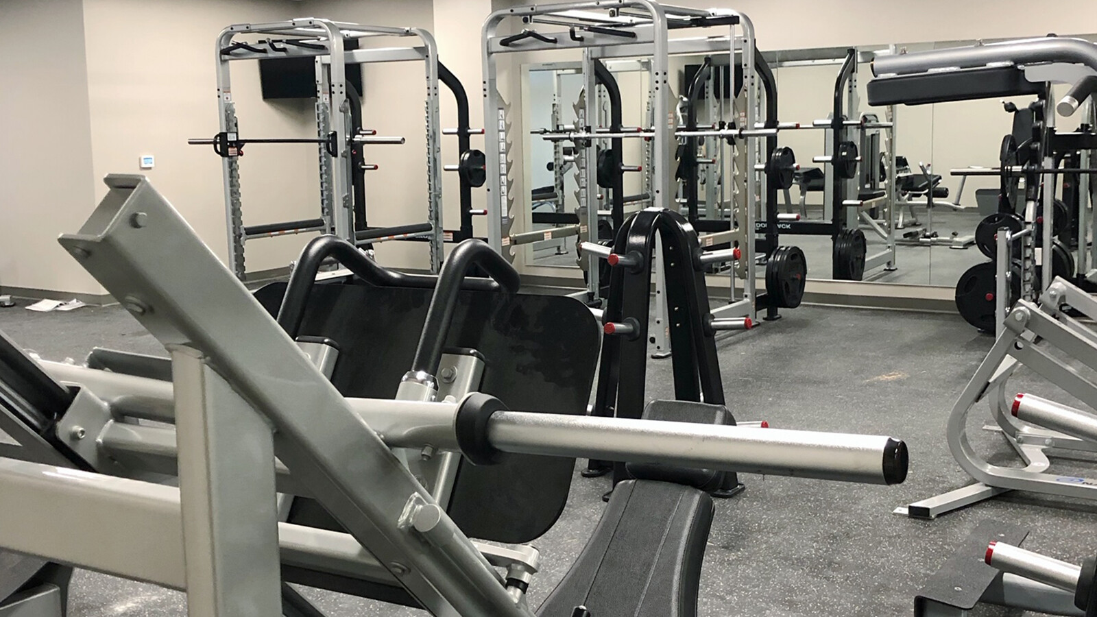 Sports & Fitness Center | First Baptist Forney
