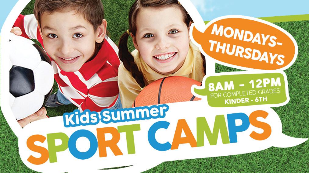 Kids Summer Sport Camps