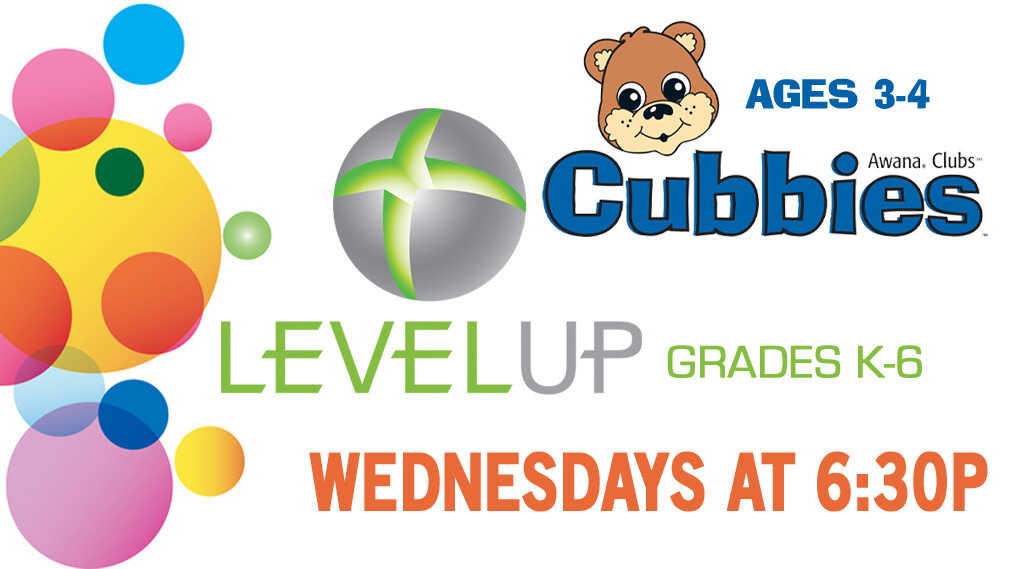 Cubbies & Level Up