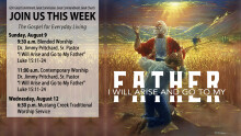I Will Arise and Go to My Father